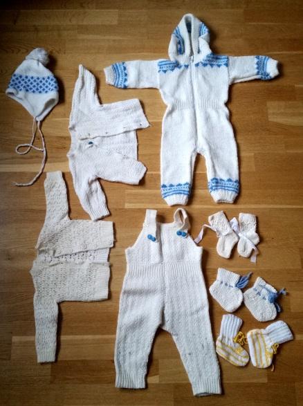 ärvda kläder