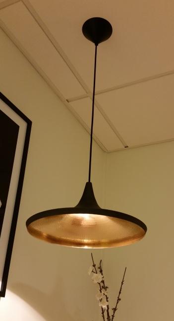 mystisk lampa