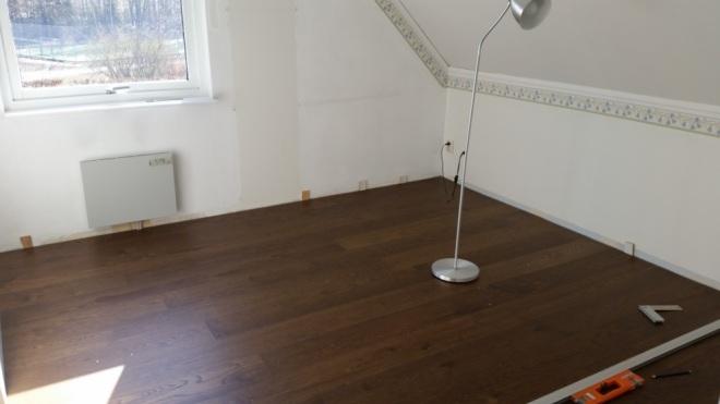 nytt golv