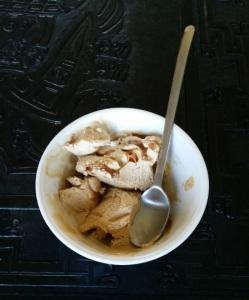 för varmt för glass