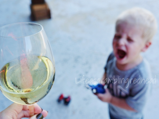Wines That Pair Best With Your Child's Crappy Behavior