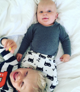 Axel och Vidar