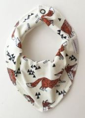 fox rust bib